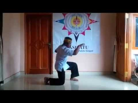WASISATU Pelatihan Ilmu SULUK DIRI (ILADUNI) Di PC - Kang Muhammad Damhuri