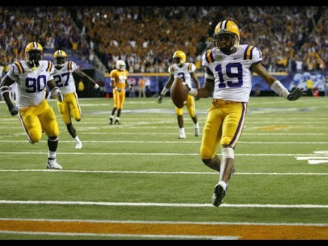 December 1, 2007 - SEC Championship - #14 Tennessee vs #5 LSU
