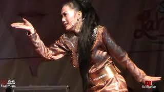"""SENDRATARI  CERITA RAKYAT  """" BATU BELAH BATU BETANGKUP """" Festival Sriwijaya Lahat  2012"""