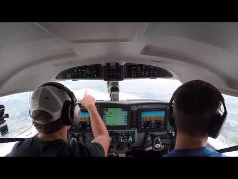 Piper Meridian flight Arkansas to Texas