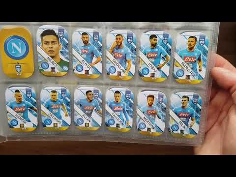 PANINI FIFA 365 2019 METAL CARDS - PREZENTACJA KOMPLETNEGO ALBUMU 100% Z KARTAMI METALOWYMI!!!