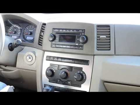 Radio Jeep Gran Cherokee 2005 - 2010