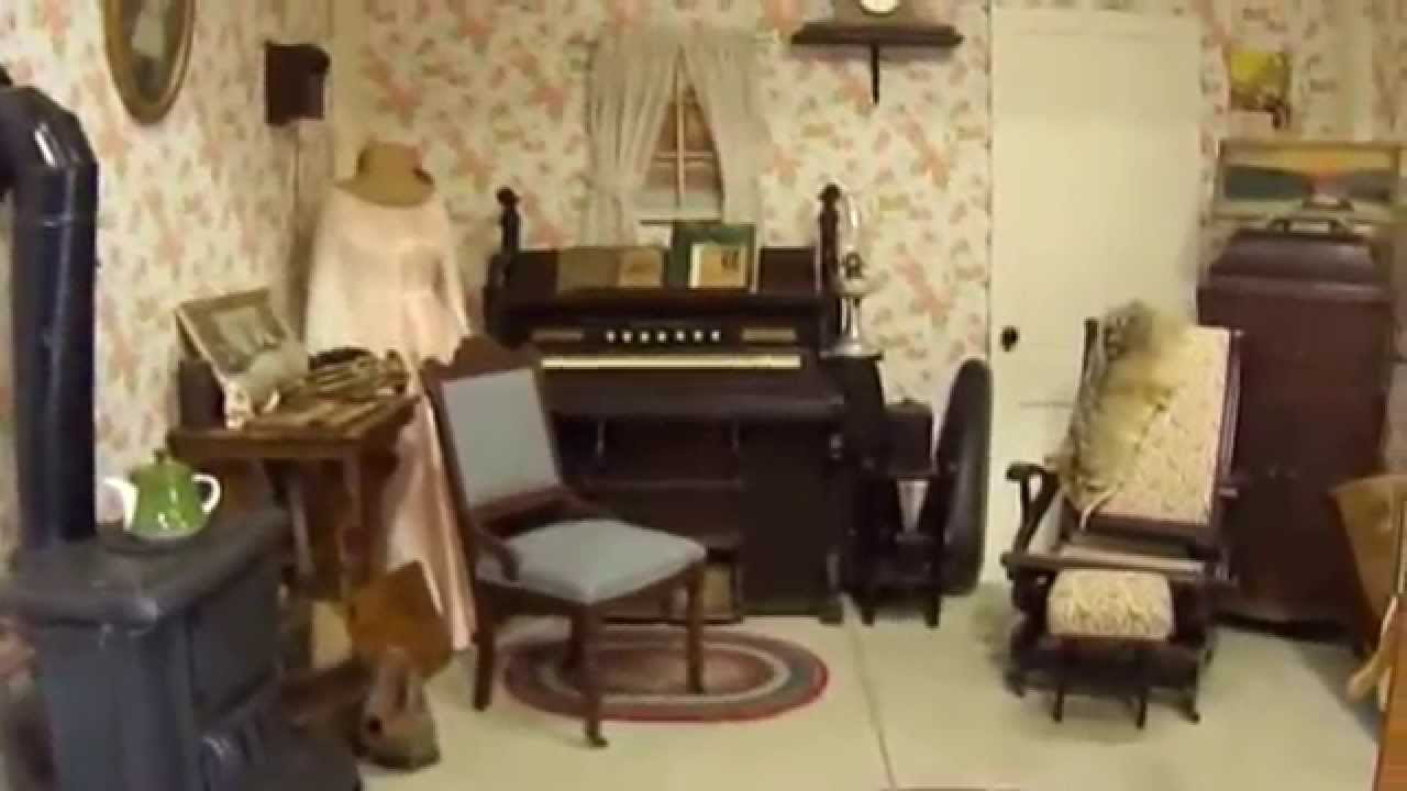 Check This Olden Day Living Room - YouTube