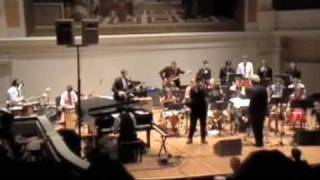 The Blackout Project with the UVA Jazz Ensemble: Smile for the Cameras