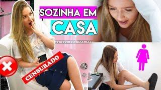 COISAS QUE GAROTAS FAZEM SOZINHAS EM CASA #3 ‹ Morgana Santana ›