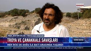 Troya ve Çanakkale savaşları