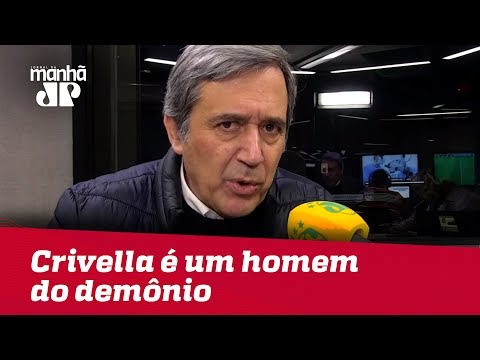 Crivella é um homem do demônio, e não de Deus | Marco Antonio Villa