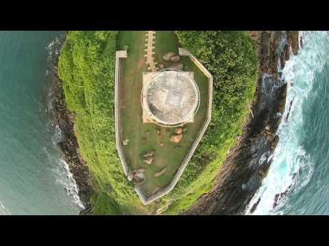 Sri-Lanka, Mirissa (Lighthouse)