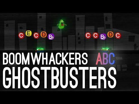 Ghostbusters - Boomwhackers - ABC
