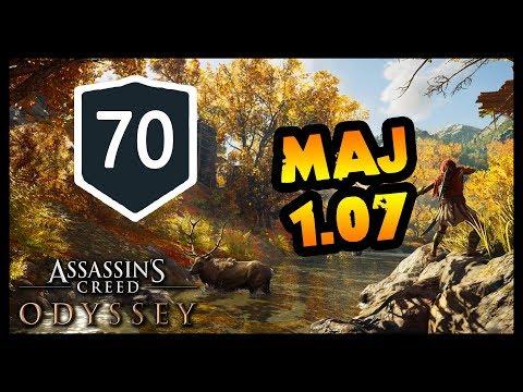 MAJ 1.07 : niveau 70, nouvelle quête, transmogrification...(Assassin's Creed Odyssey) thumbnail