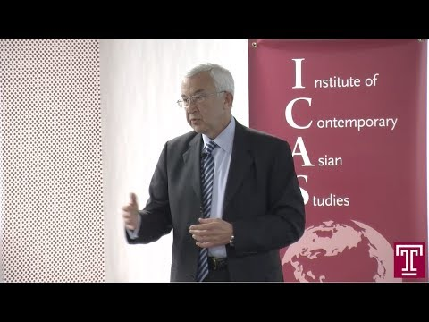 Public Lecture Video (4.15.2017) Russia as part of Europe or apart from Europe?