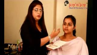 Beauty Parlour in Nashik | Airbrush Makeup in Nashik| joyNjoy nashik