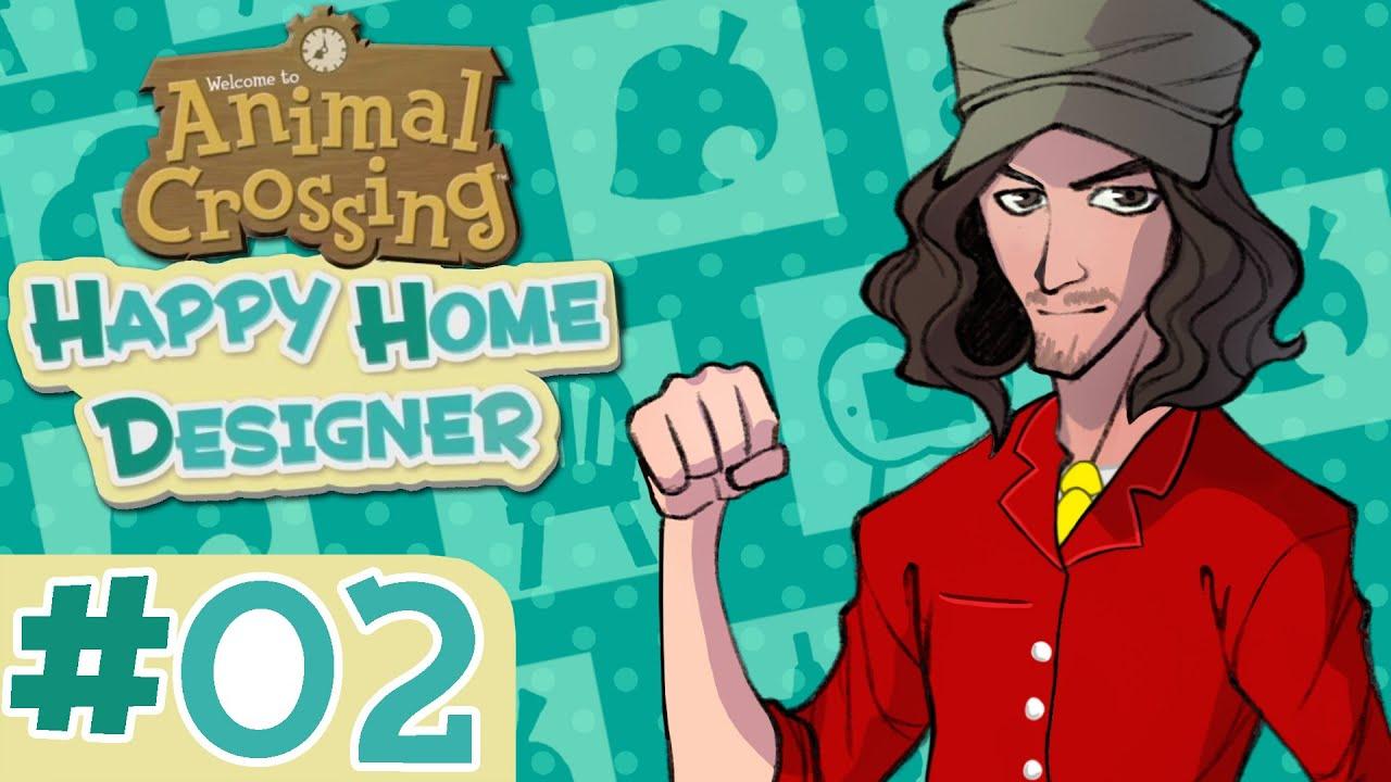 Animal Crossing Happy Home Designer Gameplay Walkthrough Part 2 Youtube