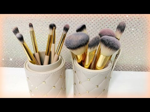 bh cosmetics brushes rose gold. bh cosmetics brushes rose gold