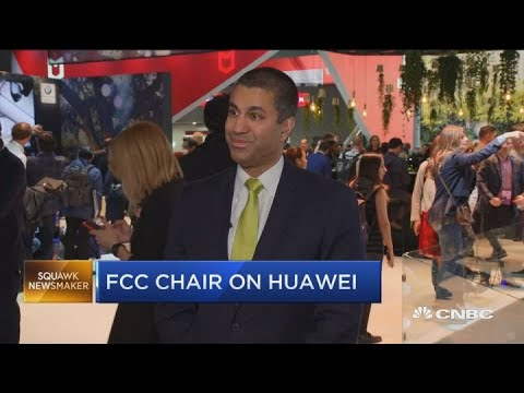FCC Chair Ajit Pai on digital privacy, Net Neutrality, the future of 5G
