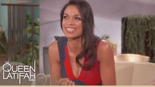Five Things You Never Knew About Rosario Dawson | The Queen Latifah Show