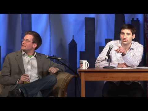 John Green  -- The Interview Show Part 1