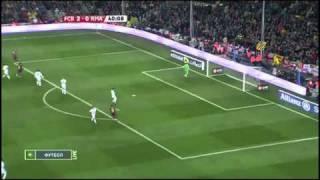 F.C. Barcelona 5 - Real Madrid 0 : ¡Humillación histórica!