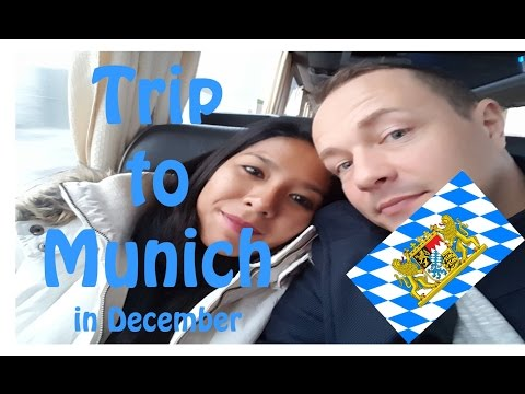 WINTER TRIP TO MUNICH - Travel Vlog 2