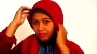 Hijab Tutorial Hijab Gaya Natasha Farani #1 Juli 2014