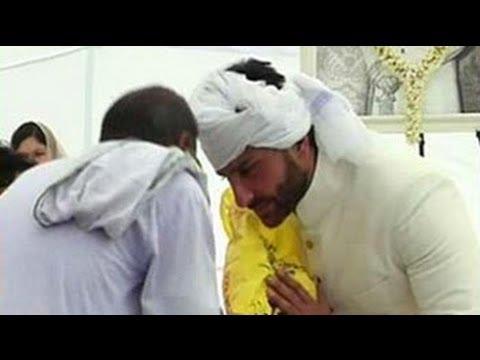 Saif takes over as 10th Nawab of Pataudi