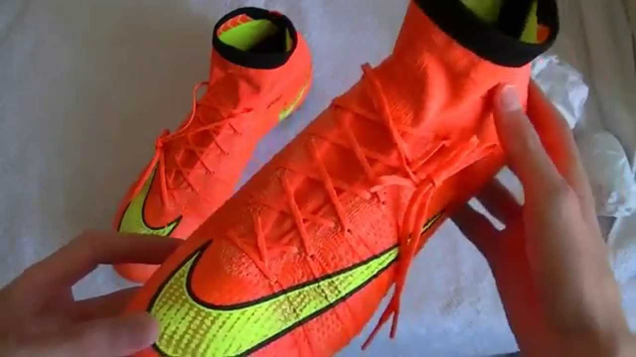 quality design e0d23 ef6cf Unboxing - Nike Mercurial Superfly FG Punch Gold Black - FreekickNL -  YouTube