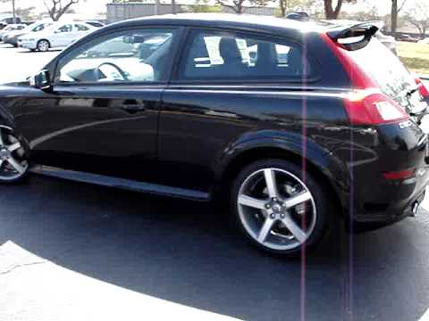 2011 Volvo C30 R Design manual $28,399.00