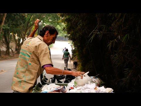 Reciclaje,  Manejo Ecológico de las Basuras - TvAgro por Juan Gonzalo Angel