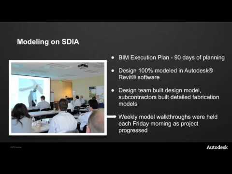 Preconstruction Modeling with BIM
