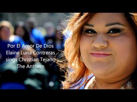 Christian Tejano The Anthem