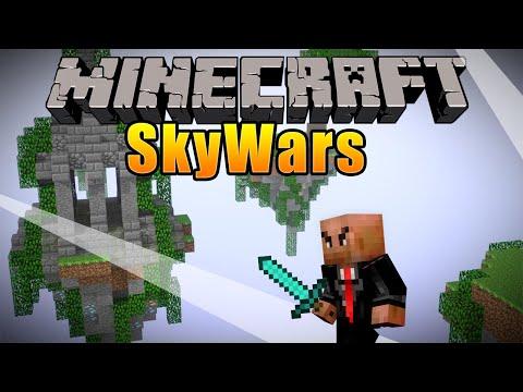 Défi #6 : Gagner un Skywars sans armes et arc