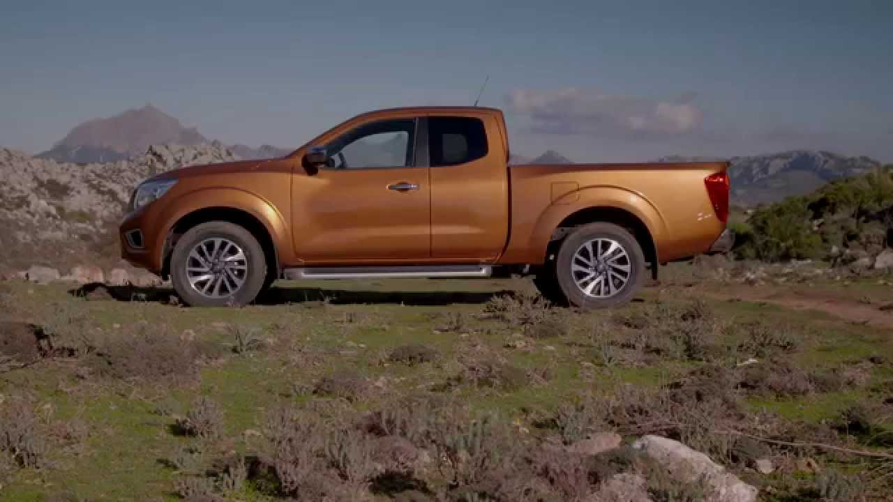 nissan np300 navara king cab youtube. Black Bedroom Furniture Sets. Home Design Ideas