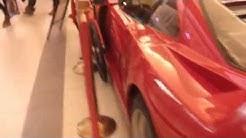 Vesa Keskisen Ferrari F40 (Tuurin kyläkauppa)