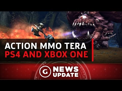 PS4, Xbox One Get Action MMO Tera This Year - GS News Update