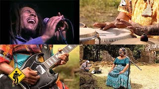 When the Music Comes to Life: Natural Mystic/Just a Little Bit | Playing For Change