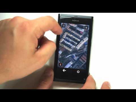 Nokia N9 - GPS - part 4