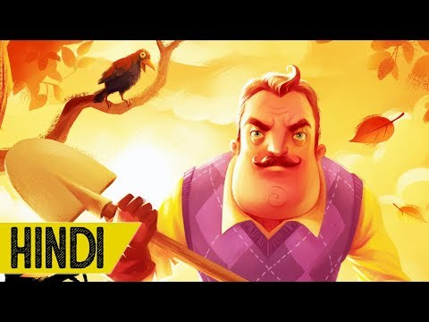 This Game SO *SCARY* And *HORROR* | Hello Neighbor