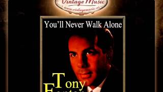 Tony Fontane -- His Eyes Is on The Sparrow