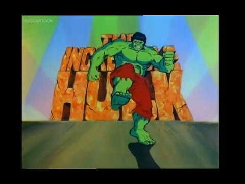 The Incredible Hulk Opening and Closing Credits and Theme Song