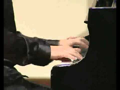Gabriele Baldocci plays Schumann - Carnaval op. 9 2/3