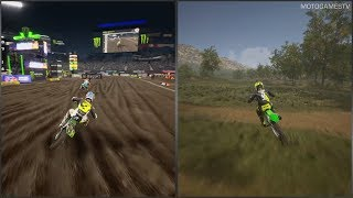 Monster Energy Supercross - The Official Videogame 2 - Gameplay Previews