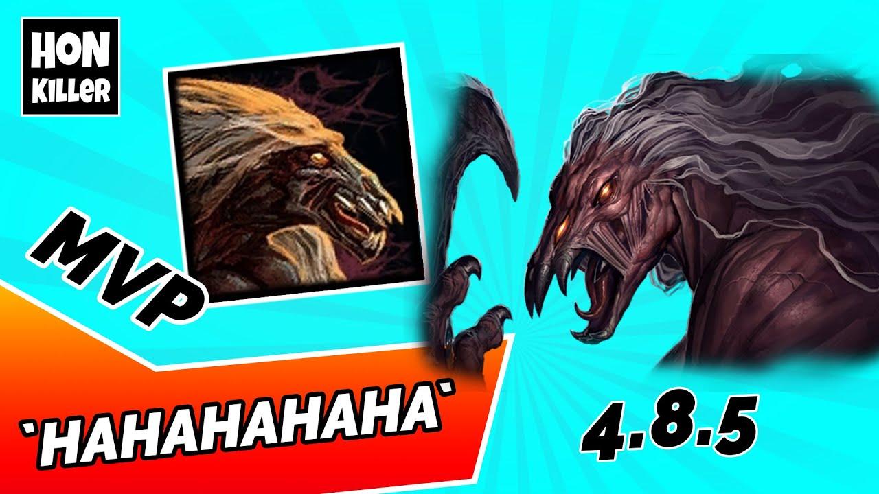 HoN Predator Gameplay - `HAHAHAHAHA` - 22 Kills