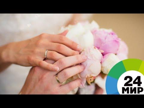 Смотреть Свадьба на Неве: сколько стоит бракосочетание в Санкт-Петербурге онлайн
