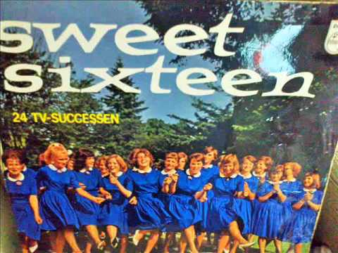 Sweet sixteen  meisjeskoor 24 successen