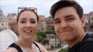 Rome Holiday Montage