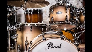 pearl masters maple complete kit drummer s review