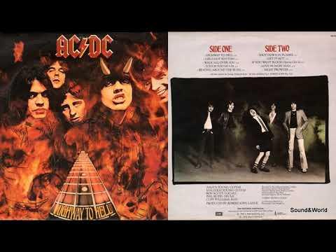 AC/DC – Highway To Hell (Vinyl, LP, Album) Australia 1979.