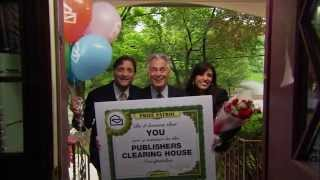 Popular Publishers Clearing House & Sweepstakes videos