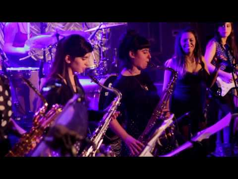 T.O.P. QUEENS - Only So Much Oil In The Ground - (Tributo a Tower of Power)