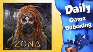 Zona - Daily Game Unboxing